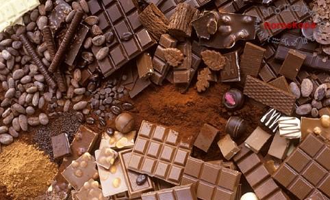 за шоколада